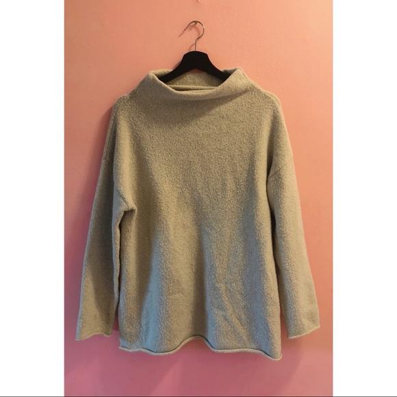 🔥2 for $20🔥 Oak & Fort Funnel Neck Sweater